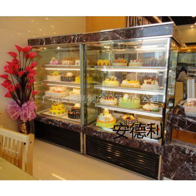 生产安德利 蛋糕柜 立式蛋糕保鲜柜 五层蛋糕展示柜(D2)