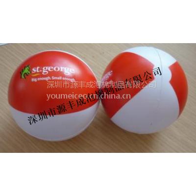 供应PU高尔夫球 PU橄榄球 PU玩具球