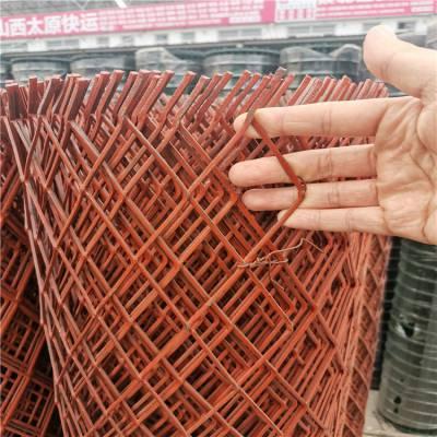 钢网菱形网 菱形网型号 广东钢板网规格