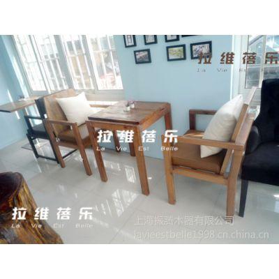 供应供应maan coffee漫咖啡桌椅 定做漫咖啡桌椅 复古咖啡厅桌椅定做 上海咖啡厅桌椅定做
