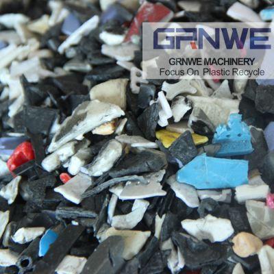 ABS/PS机壳料破碎清洗回收生产线家电拆解外壳塑料破碎机