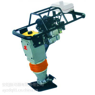 安阳振动器有限责任公司供应HCD70振动冲击夯效率高,冲击能量大