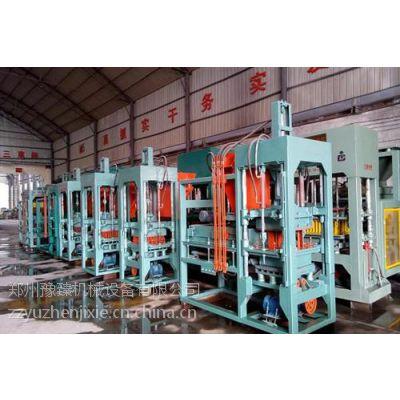 大型免烧砖机 砖机 豫臻机械(在线咨询)