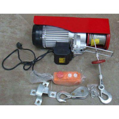 供应供应 微型电动葫芦380V 家用电动葫芦220V  轻小型起重设备