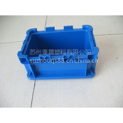 烟台塑料周转箱 烟台注塑加工塑料物流箱厂家