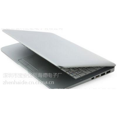 13寸全铝镁合金材质带背光键盘赛扬四核 2G 32G超极本 超薄笔记本电脑