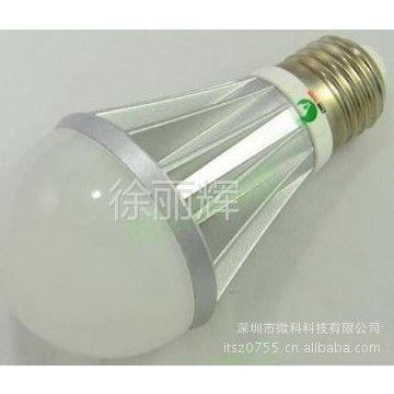 供应尚炫 LED球泡燈 5W 超亮 新一代節能燈