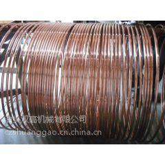 供应双高铜包钢圆线 铜包钢单股软态圆线无残留物,无腐蚀现象