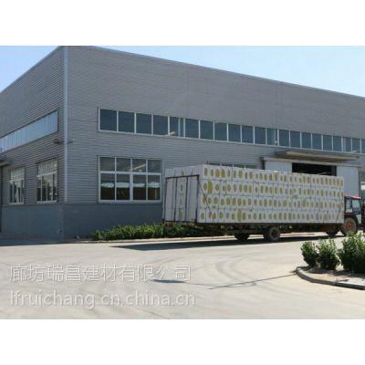 外墙岩棉板 廊坊瑞昌建材有限公司 岩棉制品 能承受巨大的高负载。适用于候机室、大型车间等房顶保温