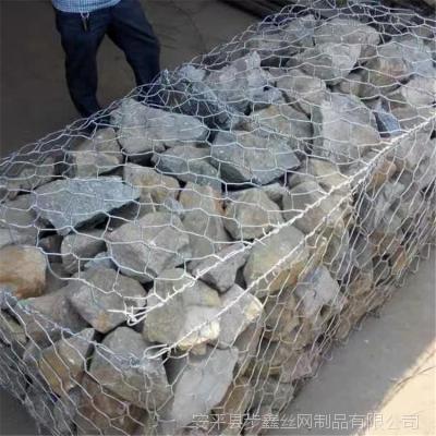【步鑫】热镀锌石笼网箱 格宾网箱厂家价格