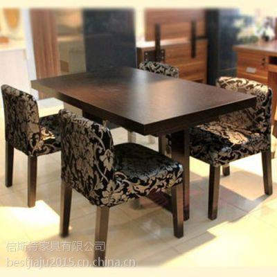 定做西餐餐椅,防火板桌椅 简约现代风格 欢迎倍斯特家具订购
