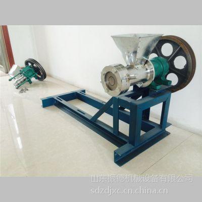 高品质多功能面粉膨化机 多花样四用膨化机 自熟成型