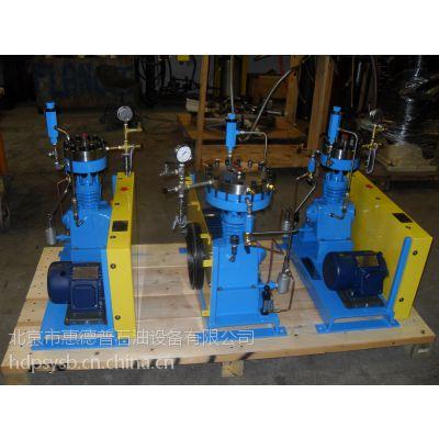美国FLUITRON隔膜压缩机-S1型 适用所有气体