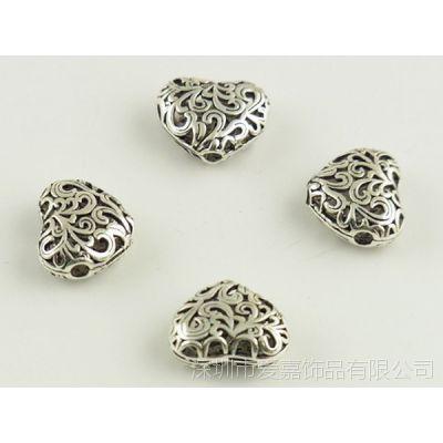 DIY手工银挂件配件加工生产批发 珠宝首饰来图来样加工定制工厂
