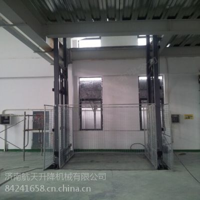 湖州导轨式升降机厂家|物料升降机|湖州杂物货梯|湖州工厂专用升降货梯|可上门定制