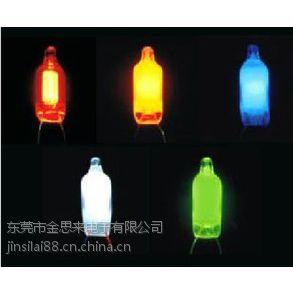 东莞氖灯厂家直销JSL品牌白色荧光辉光 指示氖灯 12年专注高品质氖灯
