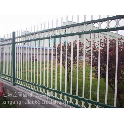 厂区护栏 户外锌钢围栏 锌钢护栏网厂家直销
