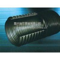 供应塑钢缠绕管聚乙烯塑钢缠绕管埋地管