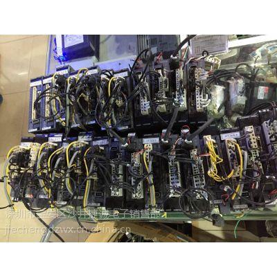 三菱伺服器MR-J3-20B HF-KP23 保修三个月