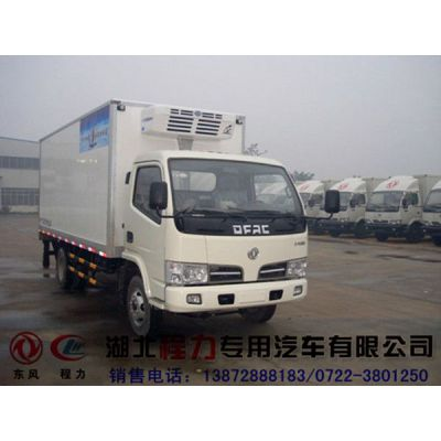 供应广西东风5吨冷藏车在哪买