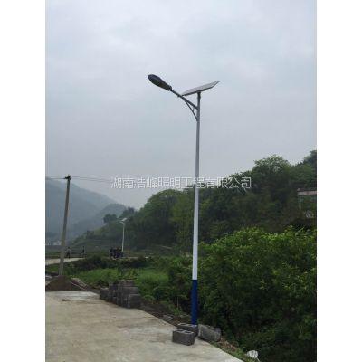 贵州贵阳太阳能路灯厂家批发 贵阳太阳能路灯在农村的应用