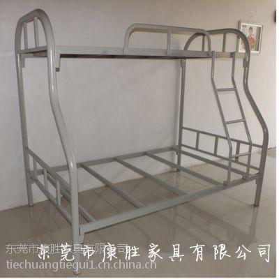 康胜自产自销双层高低子母床-高低床子母床-简约上下高低子母床