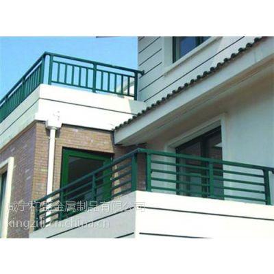 阳台护栏_咸宁和盛金属_为什么要安装阳台护栏