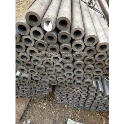 江西无缝钢管53010吹氧管Q345B厚壁钢管16Mn合金高压管道宝钢20G