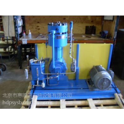 美国FLUITRON隔膜压缩机-D1型 适用所有气体