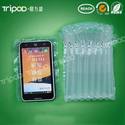 鼎力盛供应 深圳厂家直销充气袋,气柱袋,电子产品充气保护包装袋