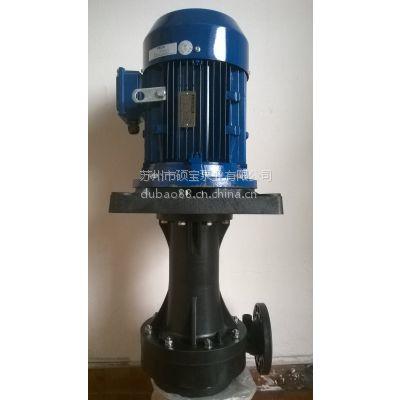供应电着涂装专用泵,循环过滤泵,国宝立式泵,国宝污水泵,废水特价批发