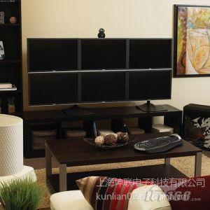 供应供应家庭用的多屏台式电脑,19寸多屏电脑,台式机电脑