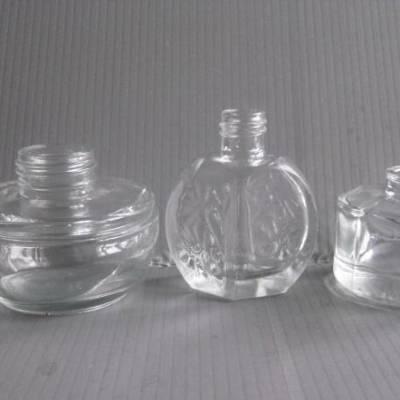 徐州天洪益华玻璃瓶厂家开发定制玻璃香水瓶