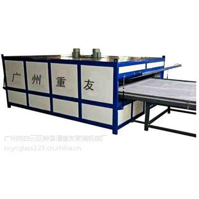 供应广州重友ZY-D183微晶玻璃复合机