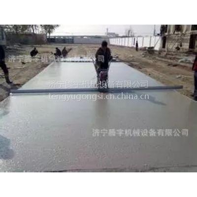 混凝土路面专用刮平尺 刮板厂家批发价销售手扶式汽油机振动尺超低价