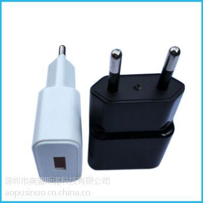 厂家专业批发 NITE ZC-7101充电器 USB充电头 5V足1A