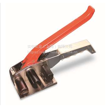 专业丰锰聚酯纤维打包机纤维打包带纤维打包机收紧器FMT40