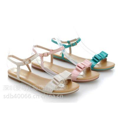 深圳专供特卖场品牌达芙妮正品专柜凉鞋批发