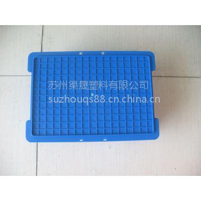 320窄箱 塑料周转箱 阻燃周转箱 耐高温周转箱 塑料物流箱 塑料斜插箱