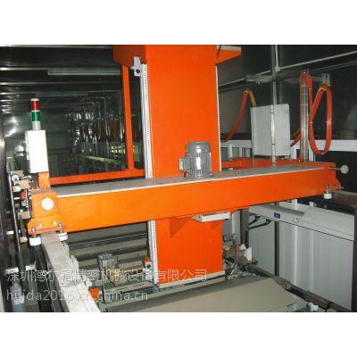 供应深圳德尔福中轨式自动电镀设备生产线浸镀