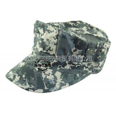 供应厂家直销城市数码美军迷彩八角帽 迷彩帽批发 作训帽 户外帽 军迷钓鱼帽