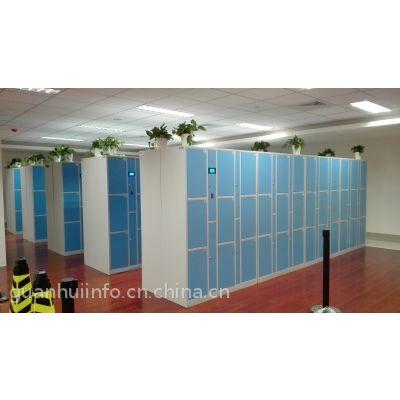 厂家供应 冠辉 GH-HID36N 36门联网式HID卡式存包柜