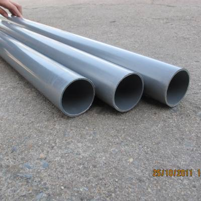 农用灌溉用pvc水管 pe水管 地埋管多少钱一米