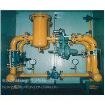 和林格尔县锅炉煤改气专用调压柜改造使用率高更符合大众