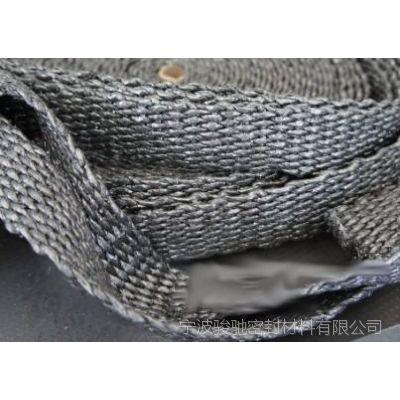 背胶膨胀石墨编织带|骏驰出品钢厂专用