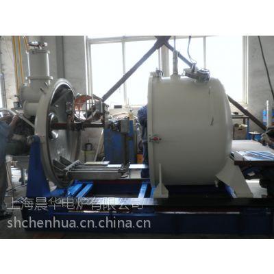 供应上海晨华量产用50kg真空中频感应熔炼炉