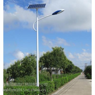 贵州绥阳6米太阳能路灯 绥阳路灯厂家批发