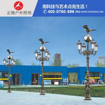 3.5米庭院灯价格 广东LED庭院灯品牌 正翔照明企业标杆