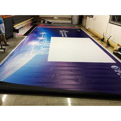 供应深圳五米喷绘|五米黑底喷绘|5米不拼接|宽幅画面制作