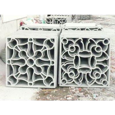 苏州供应园林花窗 透窗 水泥制品 普通混凝土